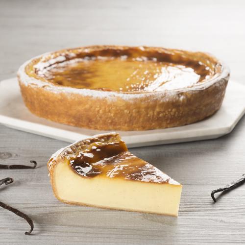 Flan pâtissier à la gousse de vanille ancel par Stéphane Glacier - Condifa