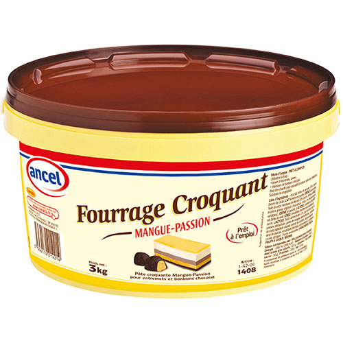 Fourrage croquant mangue passion ancel - Condifa