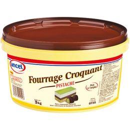 Fourrage croquant pistache ancel - Condifa
