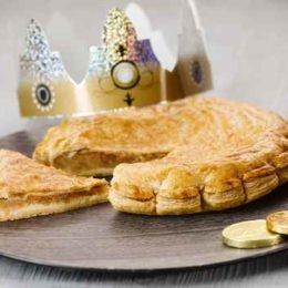 Recette de galette pomme amande caramel - Condifa