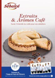 Couv Extraits & Arômes Café Sébalcé 2021