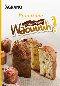 Panettone Agrano - Condifa