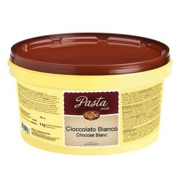 Pasta cioccolato bianco chocolat blanc cresco - Condifa
