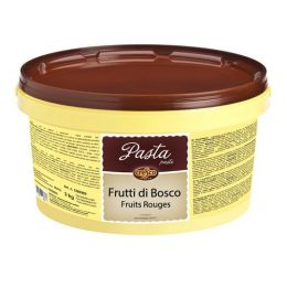 Pasta frutti di bosco fruits rouges cresco - Condifa