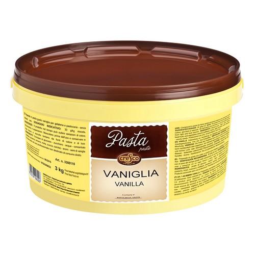 Pasta vaniglia vanilla cresco - Condifa