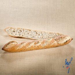 Recette baguette lagra graines - Condifa