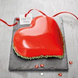 Recette coeur fruits rouges - Condifa