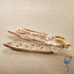 Recette de baguette bio levain Agrano - Condifa