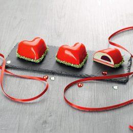 Recette de coeurs rouges - Condifa