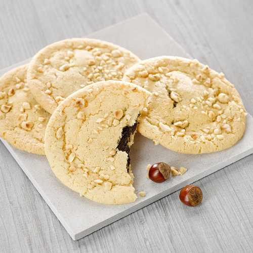 Recette de cookies choco noisette - Condifa