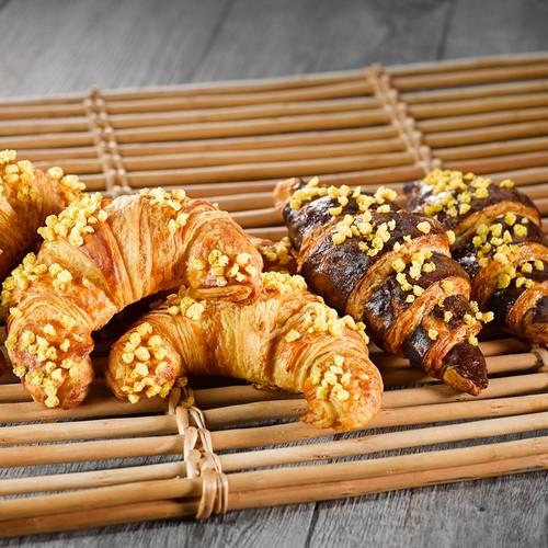 Recette de croissants maïs Agrano - Condifa
