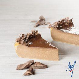 Recette de flan pâtissier au caramel ancel par Stéphane Glacier - Condifa