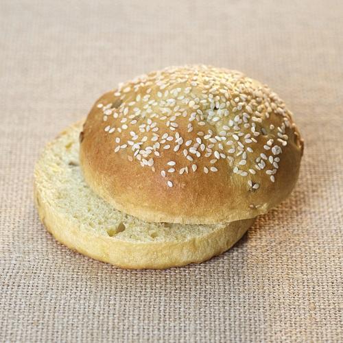 Recette de pain burger au maïs Agrano - Condifa