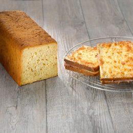 Recette de pain de mie maïs Agrano - Condifa