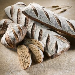 Recette de pain rustique monvillage malté Agrano - Condifa