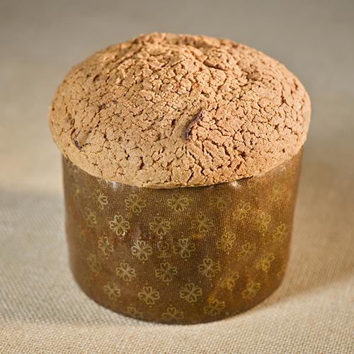 Recette de panettones crumble cacahuète Agrano - Condifa