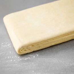 Recette de pâte lévée feuilletée - Condifa