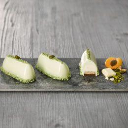 Recette de lingot pistache abricot ancel - Condifa