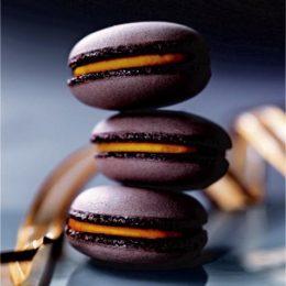 Recette de macaron chocolat caramel ancel - Condifa