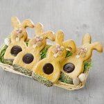 Recette de sablés lapin chocolat noisette - Condifa