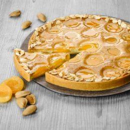 Recette de tarte abricot amandes - Condifa