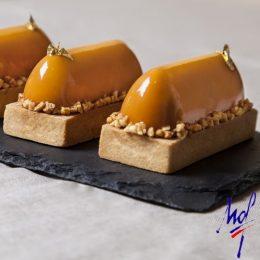 Recette de tartelettes vanille amandes - Condifa