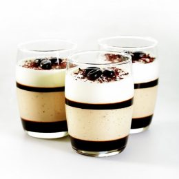 Recette de verrines cappuccino Sébalcé - Condifa