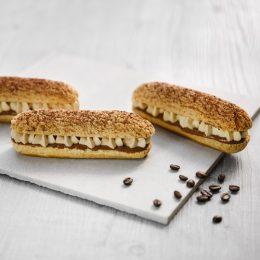 Recette éclairs café chocolat - Condifa
