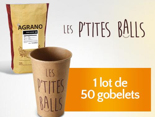 Recette les P'tites Balls - Agrano - Condifa
