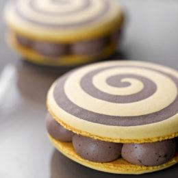 Recette macaron chocolat orange - Condifa