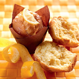 Recette de muffins citron - Condifa