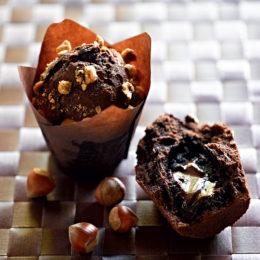 Recette de muffins double chocolat - Condifa