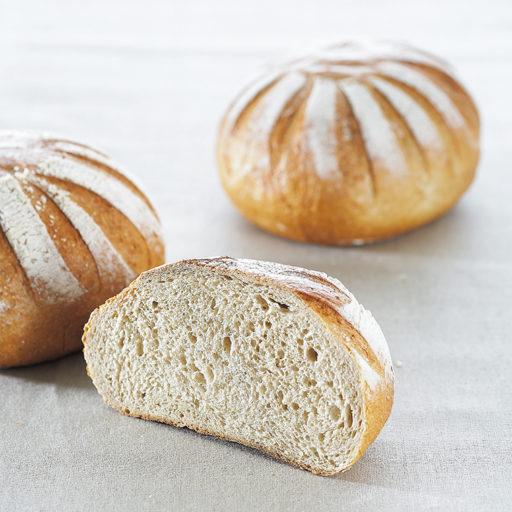 Recette de pain à l'épeautre Agrano - Condifa