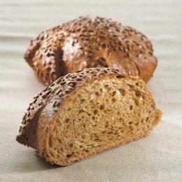 Recette de pain malté aux graines de tournesol Agrano - Condifa