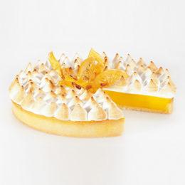 Recette tarte citron meringuée - Condifa