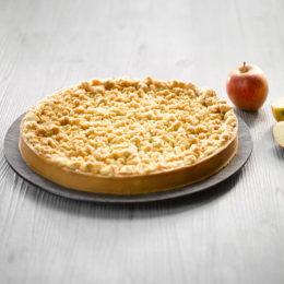 Recette de tartes aux pommes crumble - Condifa