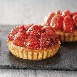 Recette de tartelettes fraise - Condifa