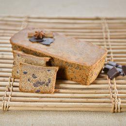 Recette de pain d'épices aux pépites de chocolat