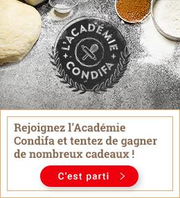 Rejoignez L'Académie Condifa
