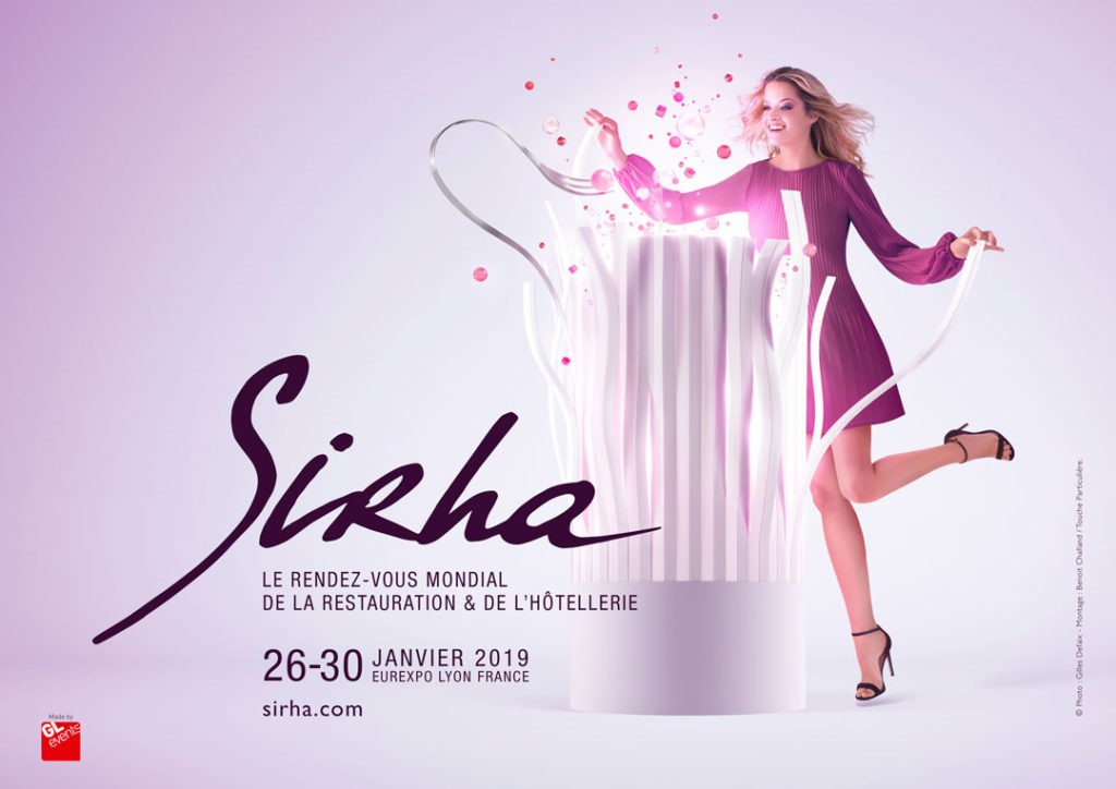 Retrouvez Condifa au Sirha stand 4F76