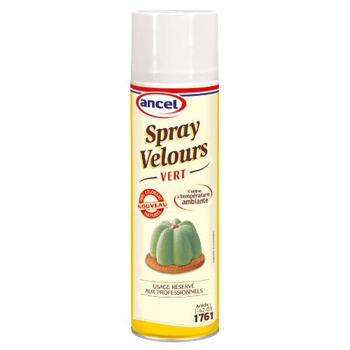 Spray Velours Vert ancel