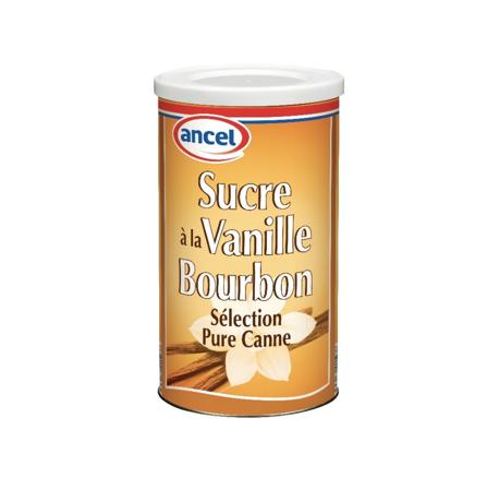 Sucre à la Vanille Bourbon