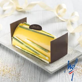 Tour de main réalisation des bambous en chocolat par Stéphane Glacier - Condifa
